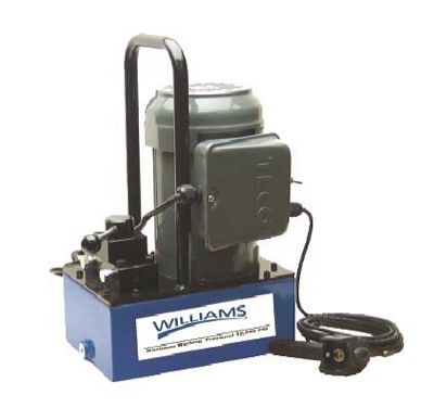 Williams 5E15H3GR 1.5 HP 3 Gallon / Electric Pump with Pendant Switch