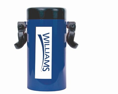 Williams 6C100T06 100T Single Acting Cylinders 6'' Stroke 3/8'' Fitting
