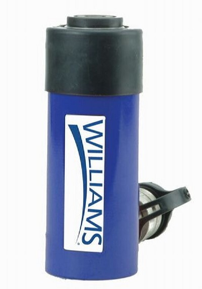 Williams 6C10T04 10-Ton Single Acting Cylinders 4'' Stroke 3/8'' Fitting