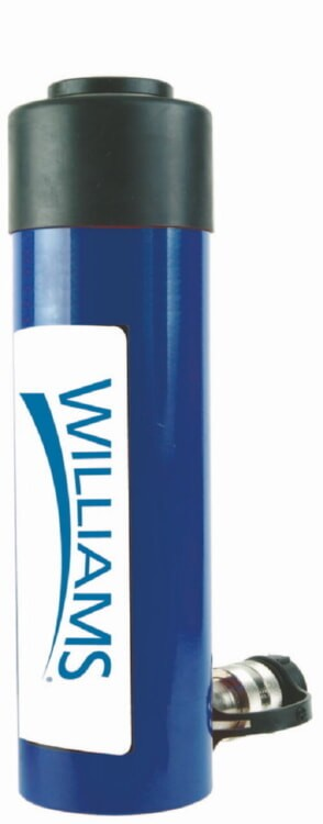 Williams 6C25T08 25-Ton Single Acting Cylinders 8'' Stroke 3/8'' Fitting
