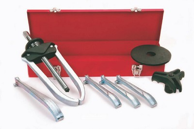 Williams 87021 Heavy Duty Gear Puller Set, 2 & 3 Jaw, 10 & 12-1/2 Ton