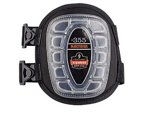 Ergodyne ProFlex 355 Short Cap Injected Gel Knee Pad (18356)